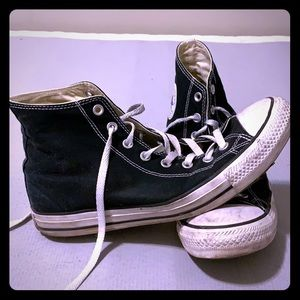 Men's High Top Converse